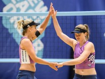 New Beach Order - The Nations Clash, 04.02.2021 Karla Borger (GER), Julia Sude (GER); New Beach Order - The Nations Cla