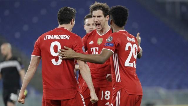 Lazio Rom - FC Bayern München