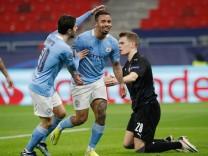 Champions League - Round of 16 First Leg - Borussia Moenchengladbach v Manchester City