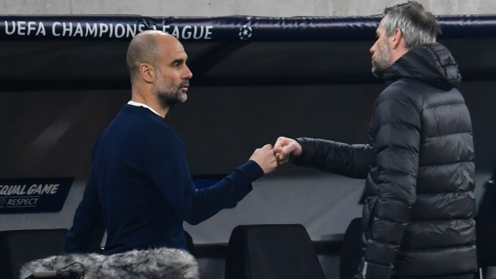 Borussia Mönchengladbach - Manchester City