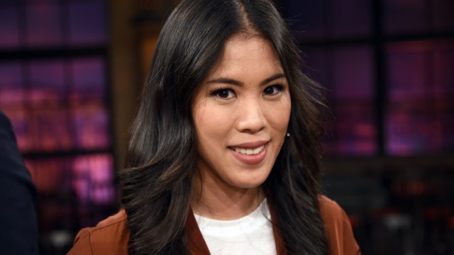Moderatorin Mai Thi Nguyen-Kim