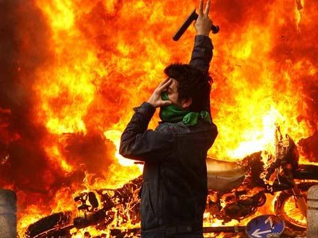 Proteste im Iran;AFP