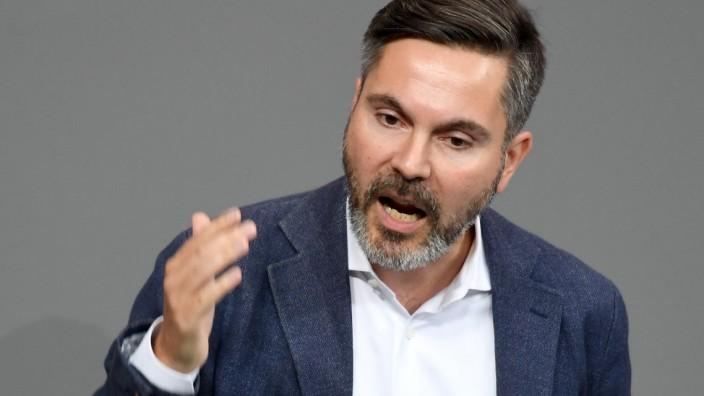 Bundestagsabgeordneter Fabio de Masi kandidiert nicht mehr