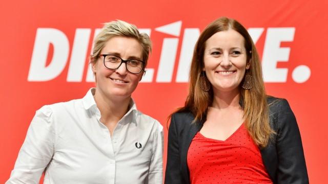 Landesparteitag Linke Thüringen