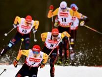 Nordische Ski-WM: Die Stunde der Flummis