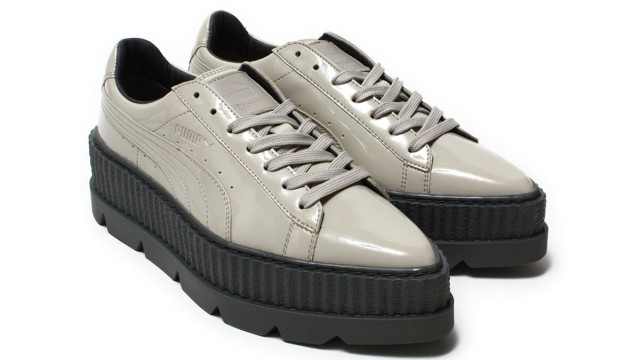 Surprise, Rihanna Just Dropped These New Fenty PUMA Pointy Creepers