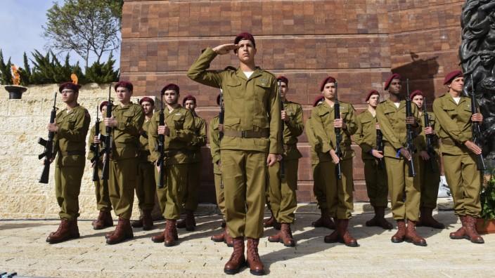 Tag des Gedenkens an Holocaust und Heldentum in Israel
