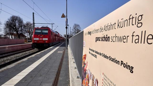 Bahnhof Poing - Behindertengerechter Umbau
