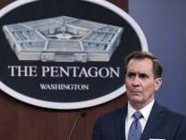 Luftangriffe: USA greifen pro-iranische Milizen in Syrien an