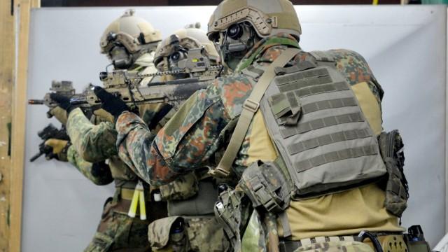 Kommando Spezialkräfte KSK