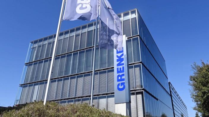 Firmensitz der Grenke AG