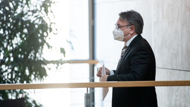 Durchsuchung bei CSU-Abgeordnetem Nüßlein