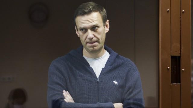 Amnesty zu Nawalny
