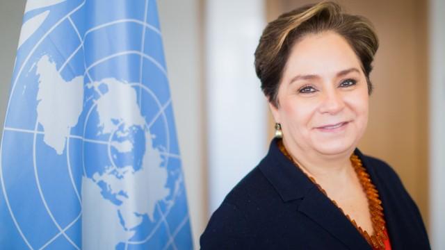 Espinosa vor der Klimakonferenz in Bonn