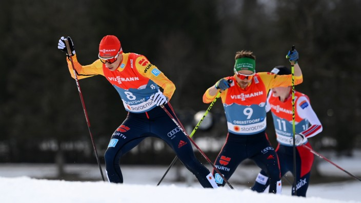 FIS Nordic World Ski Championships Oberstdorf - Men's Nordic Combined Gundersen Normal Hill HS106/10.0 Km