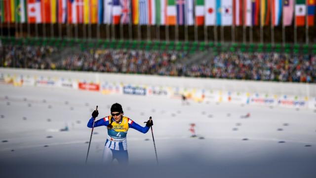 FIS Nordic World Ski Championships Oberstdorf - Women's Cross Country 5 km F