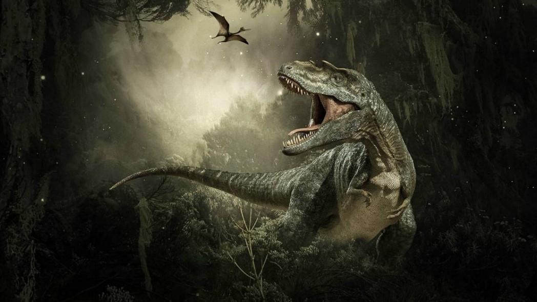 Iridium-Funde erhärten These vom Ende der Dinos