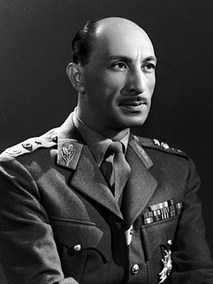 AP; im Bild: König Zahir Shah 1963
