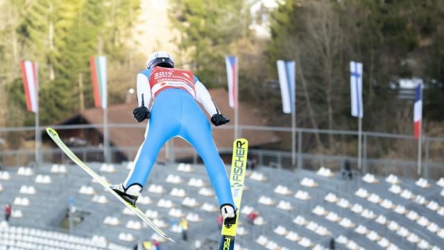 FIS Nordic World Ski Championships Oberstdorf - Men's Ski Jumping HS106 Q
