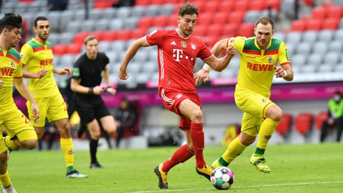 Leon Goretzka beim FC Bayern: Fleiß und Finesse