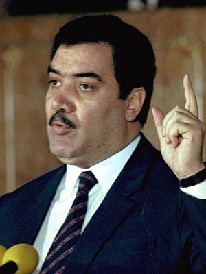 Mohammed Nadschibullah, AP