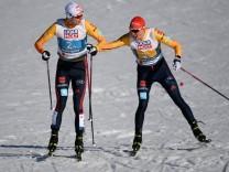 FIS Nordic World Ski Championships Oberstdorf - Men's Nordic Combined Team HS106/4x5 Km