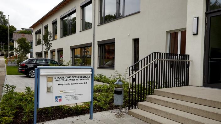 Anbau Berufsschule Bad Tölz