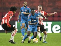 Europa League - Round of 32 Second Leg - PSV Eindhoven v Olympiacos