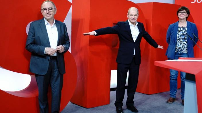 Jahresklausur SPD-Parteivorstand