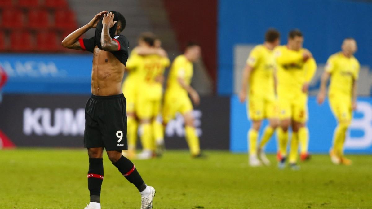 Bundesliga: Freiburg erwischt Bayer Leverkusen eiskalt