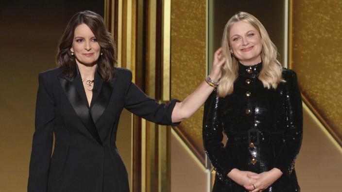 Golden Globes 2021: Die Moderatorinnen Tina Fey und Amy Poehler