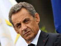 Prozess gegen französischen Ex-Präsidenten Sarkozy