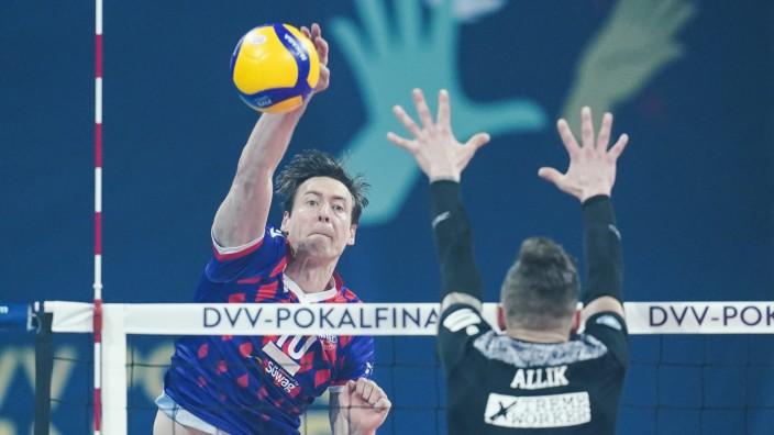 Netzhoppers KW-Bestensee - United Volleys Frankfurt