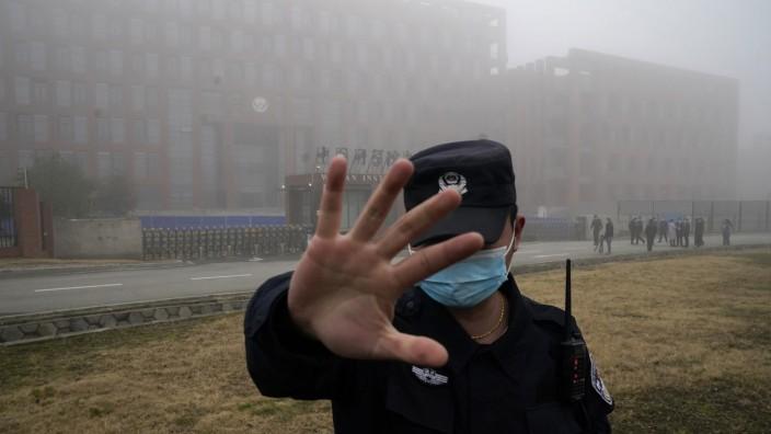 Coronavirus - China - WHO