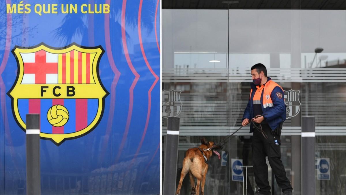 Durchsuchung beim FC Barcelona: Unter Schock - Süddeutsche Zeitung - SZ.de