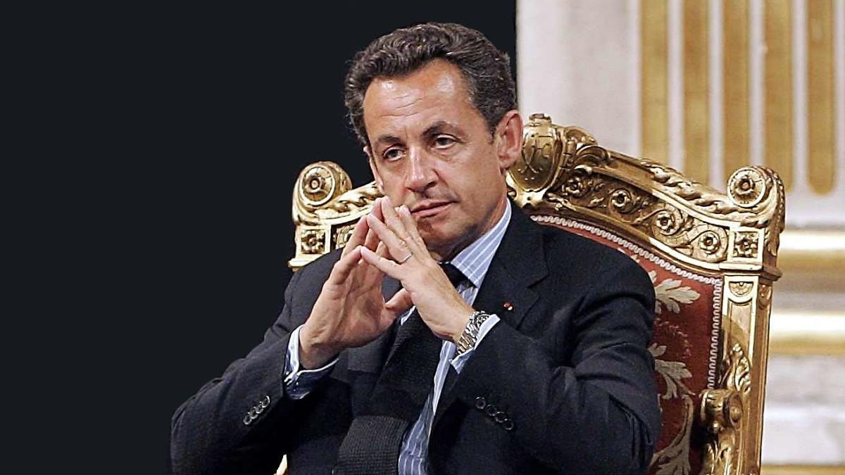 Urteil gegen Sarkozy: Vom Präsidenten zum Häftling - Süddeutsche Zeitung - SZ.de