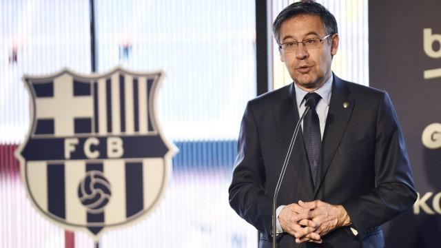 Clement Lenglet presentation. LaLiga 2018-2019 season. Camp Nou Stadium, Barcelona, Spain, 13 July 2018. FC Barcelona,