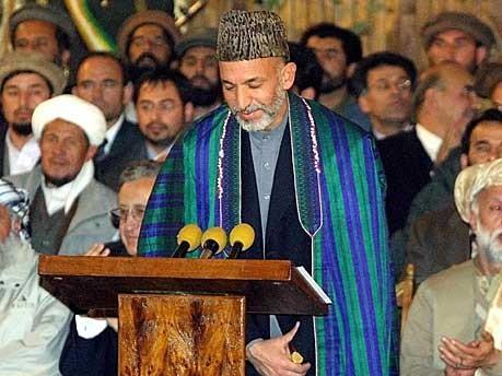 Hamid Karsai, dpa