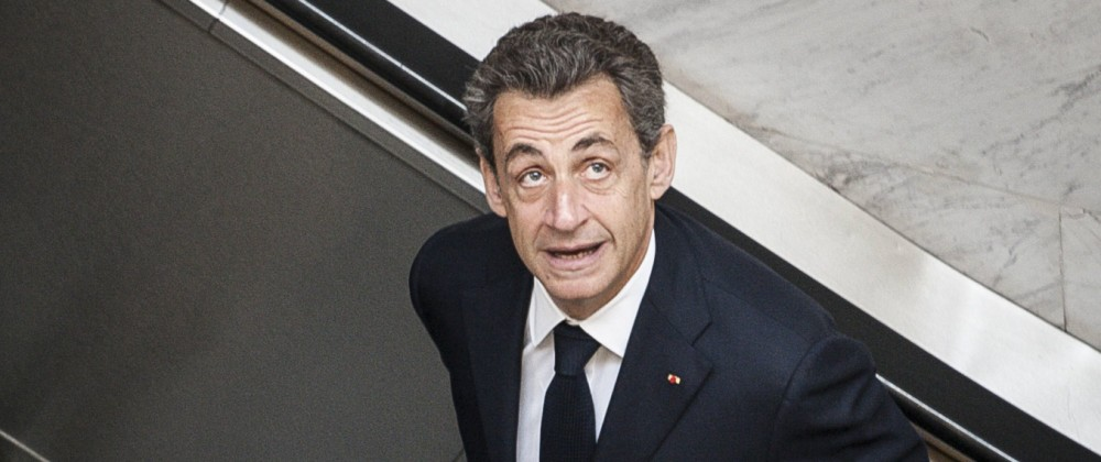 Oct. 22, 2015 - Madrid, Mdr, Spain - Former French Prime Minister Nicolas Sarkozy and President of L