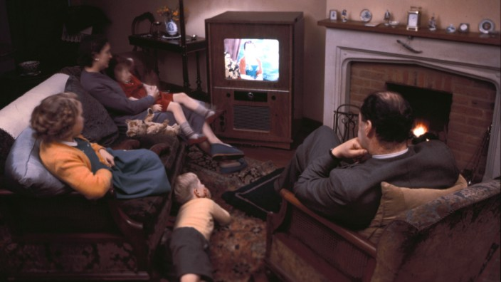 Family Viewing TV