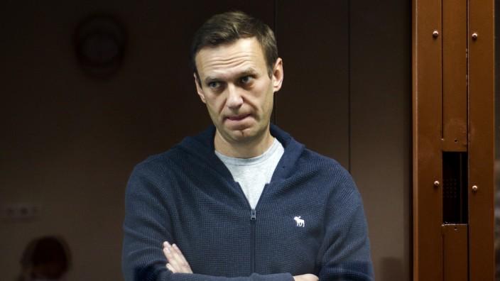 Russland-Sanktionen wegen Nawalny