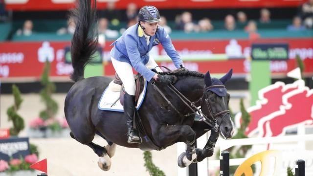 20-02-d1711-Ahlmann,Christian-GER-Dominator 2000 Z-zang- 16:58:30h- Partner Pferd-Messe-Leipzig 07 Longines FEI Jumping; Pferdesport