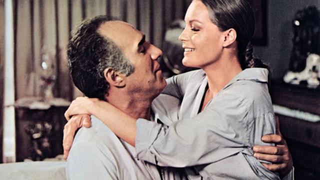 Die Dinge des Lebens LES CHOSES DE LA VIE F 1969 Regie Claude Sautet MICHEL PICCOLI ROMY SCHN