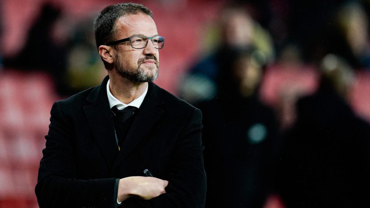 Bobic kündigt Abschied aus Frankfurt an