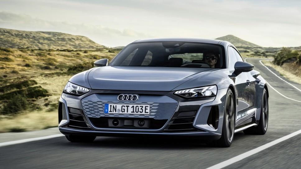 Audi E-Tron GT im Test: Das emotionale Elektroauto - Süddeutsche Zeitung - SZ.de