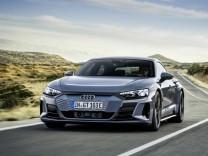 Audi E-Tron GT im Test: Das emotionale i-Tüpfelchen