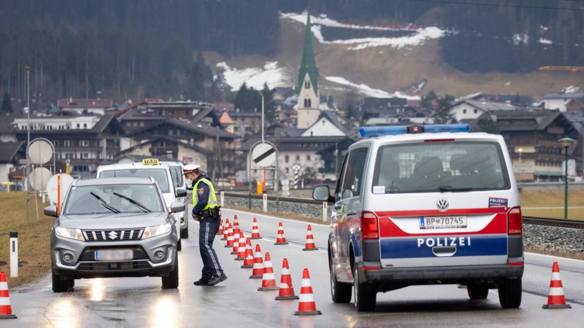 Corona weltweit: Massenimpfung in Tirol