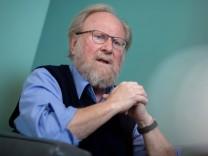 Wolfgang Thierse, SPD, aufgenommen im Rahmen eines Interviews. Berlin, 24.09.2020. Berlin Deutschland *** Wolfgang Thier