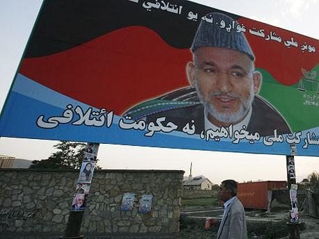 Wahlen in Afghanistan, AP