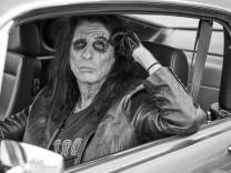 """Alice Cooper: """"Meiner Meinung nach ist jeder Präsident ein verkappter Rockstar"""""""
